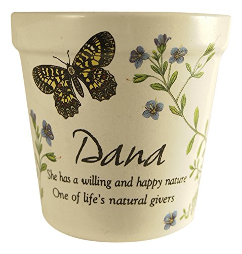 Personlaized Gifts - Personlaized Candle Pots 011260035 Dana Candle Pots