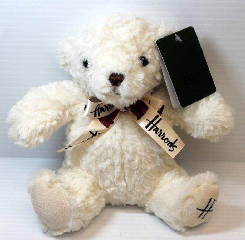 Harrods Department Store White Bear 7in Plush Doll