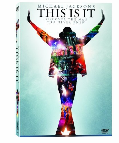 DVD : Michael Jackson's This Is It (, Dolby, AC-3, Widescreen)