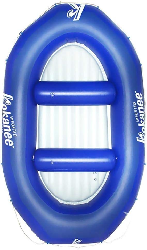 Sucastle Juguete Hinchable Flotante del Piscina Cama Flotante Canoa General y Adulto y Anillo de la natación del niño y Silla de la recreación del Agua - 180x90cm