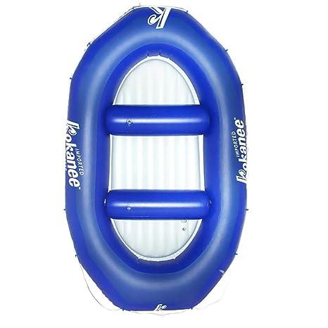 Sucastle Hinchable Canoa, Flotador Colchoneta Hinchable de Piscina, Fiesta Inflable de los Adultos del