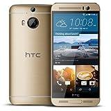 HTC One M9 Plus 32GB 5.2-Inch Factory Unlocked Smartphone Amber Gold - International Stock No Warranty