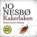 Kakerlaken (Harry Hole 2) Hörbuch von Jo Nesbø Gesprochen von: Uve Teschner