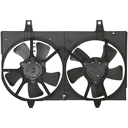 Spectra Premium CF23004 Dual Radiator Fan Assembly ()