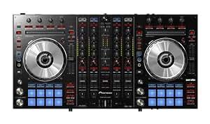 Pioneer DDJ-SX mezclador DJ - Mezclador para DJ (20 - 20000 Hz, 6.3 mm, 66.4 cm, 35.7 cm, 7.04 cm, Mac OS X 10.6 Snow Leopard, Mac OS X 10.7 Lion) Negro