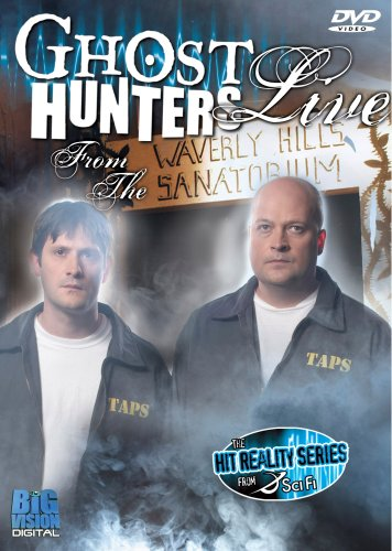 Ghost Hunters: Live From The Waverly Sanitorium by FIRST LOOK PICTURES