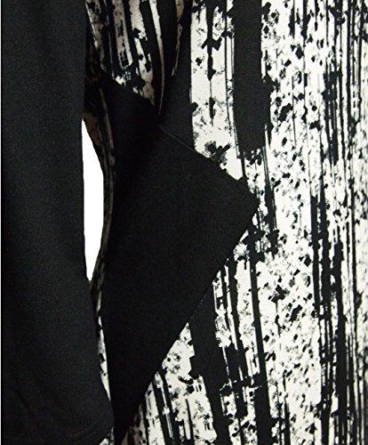 Lavand - Vestido - trapecio - para mujer Mostaza