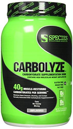 Species Nutrition Carbolyze Unflavored, 3.61 Pound