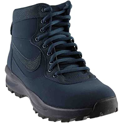 the best attitude 4dc67 fbf12 Nike Men s Manoadome Boot Armory Navy Armory Navy-Black-Black 7.5