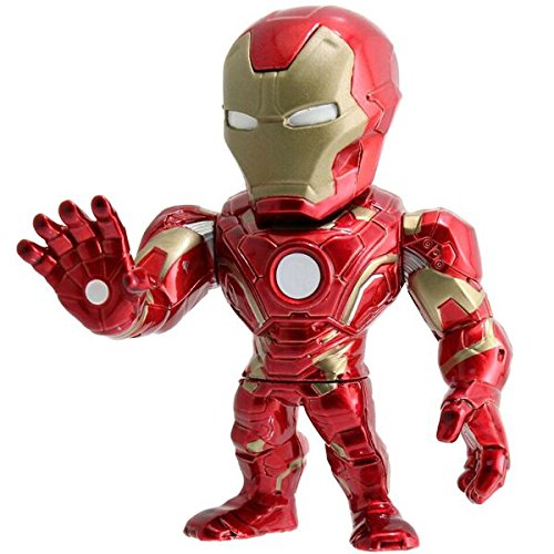 Metals Marvel 4 inch Movie Figure - Iron Man (M46)