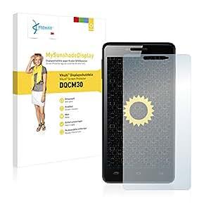 Vikuiti MySunshadeDisplay protector de pantalla DQCM30 de 3M para Prestigio MultiPhone 5500 DUO PAP5500DUO