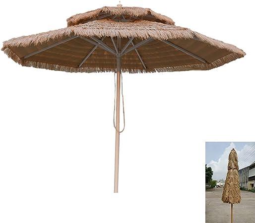 Ombrelloni In Paglia Da Giardino.Ombrellone Ombrellone In Paglia Da Spiaggia Ombrelloni Da Giardino Piscina Ombrellone Ombrellone Da Giardino Ombrellone In Paglia Ombrellone Patio Esterno Ombrellone Colore Naturale Nessuna Base Amazon It Casa E Cucina