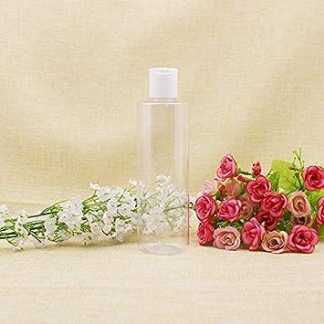 d034a4d2b5cd Amazon.com : YyZKO one piece 250ml PET bottle, Screw cap, Threaded ...