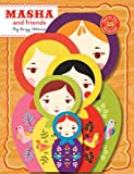 Masha and Friends: 15 Matryoshka Notecards