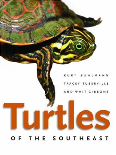 Turtles of the Southeast (Wormsloe Foundation Nature Book Ser.) (Map Turtles)