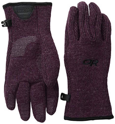 100% Pinot (Outdoor Research Women's Flurry Gloves Pinot Snowboarding Gloves)