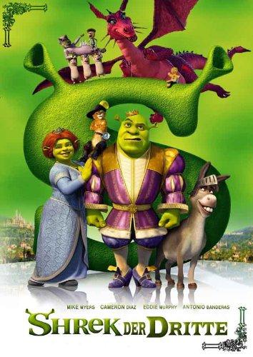Filmcover Shrek der Dritte