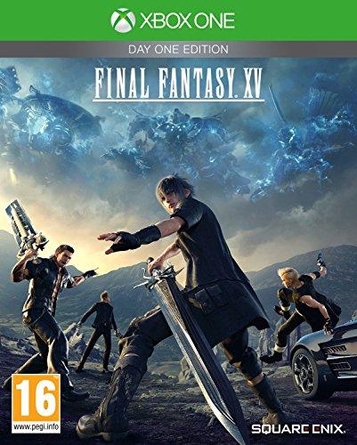 Final Fantasy XV: Day One Edition