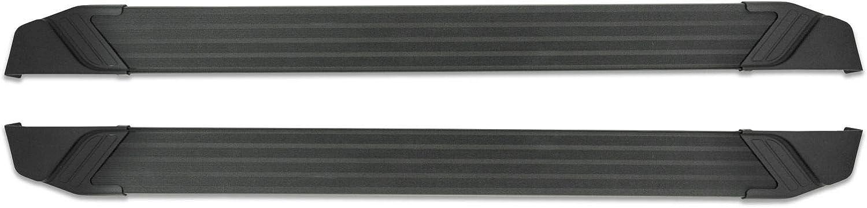 Basic Black Marche-Pieds en aluminium pour Pathfinder 2004-2014