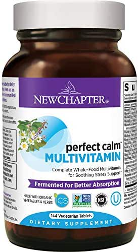 Multivitamins: New Chapter Perfect Calm
