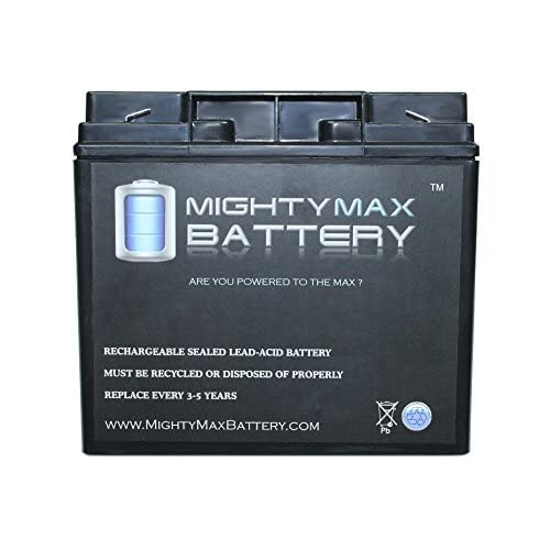 Mighty Max Battery 12V 18AH F2 Replacement Battery for Clary Corporation UPS1375K1GSBS brand product