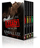 Legal Legacy - Box Set Edition (Surrendering Charlotte Chronicles)