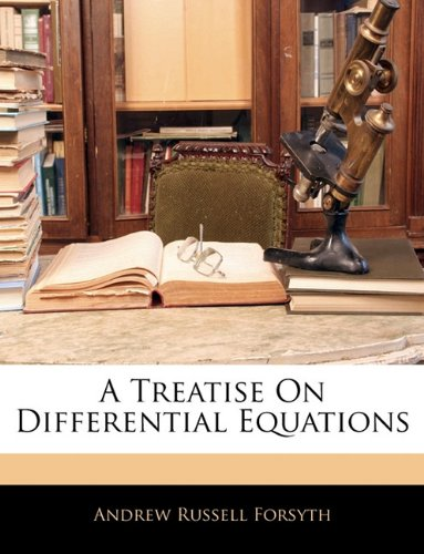 Download A Treatise On Differential Equations pdf