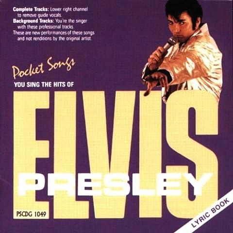 You Sing The Hits Of Elvis Presley - Pocket Songs Karaoke