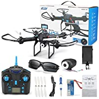 Outtop Christmas Gift JJRC H28W 2.4G 4CH 6-Axis Gyro RC Quadcopter Drones With 0.3MP WIFI Camera