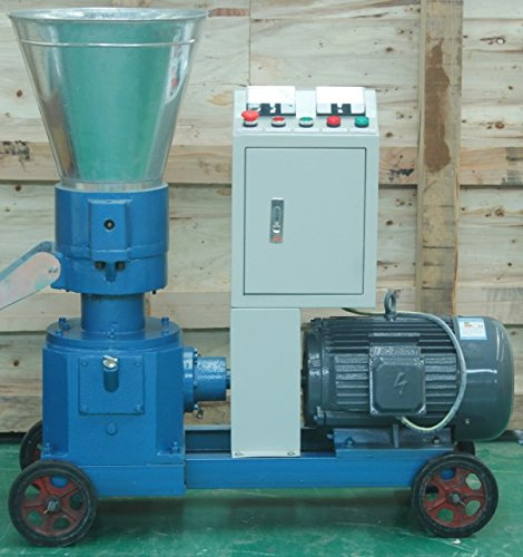 Photo PELLET MILL FOR WOOD OR ANIMAL FOOD