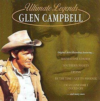 Glen Campbell - Ultimate Legends Glen Campbell - Zortam Music