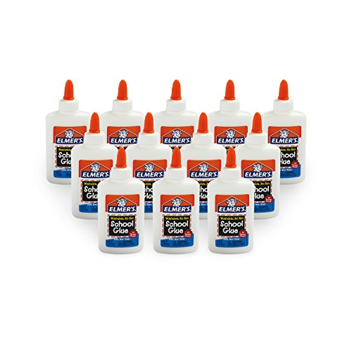 Elmer's School Glue 12 pack