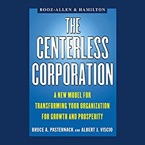 The Centerless Corporation Audiobook
