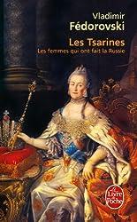 Les Tsarines (Ldp Litterature) (French Edition)