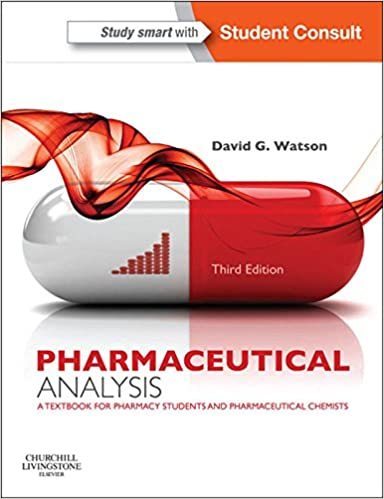 Pharmaceutical analysis e book a textbook for pharmacy students and pharmaceutical analysis e book a textbook for pharmacy students and pharmaceutical chemists 3rd edition kindle edition fandeluxe Gallery