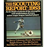 img - for Scouting Report-1983 book / textbook / text book