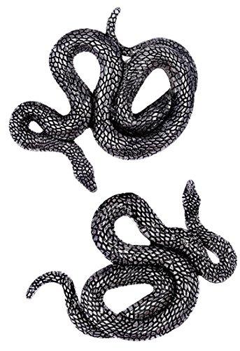 SNAKE HAIRCLIPS Fashion Accessory (Snake Brooch)