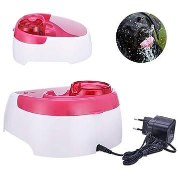 GYWDGS Fuente De Mascotas Dispensador De Agua AutomáTico, Bebedero De Agua Dulce Filtrada: Amazon.es: Deportes y aire libre