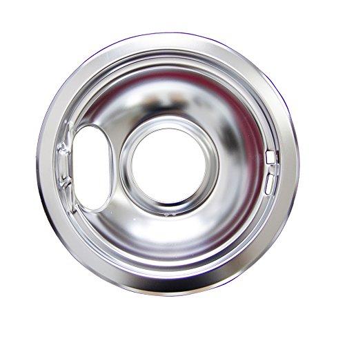 Zero 6 inch New Style Drip Pan Replace Whirlpool Drip Bowl