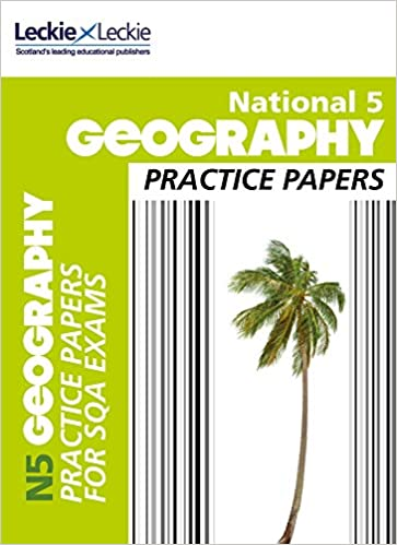 Book National 5 Geography Practice Papers for SQA Exams (Practice Papers for SQA Exams)