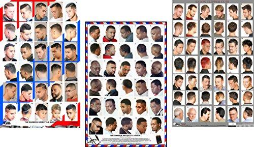 Barber Shop Combo Poster-posters for Barber Shop