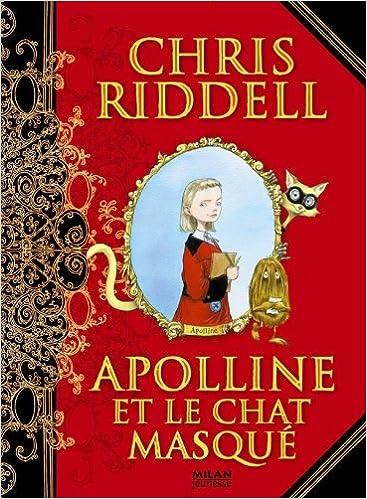 Apolline, Tome 01: Apolline et le chat masqué: Amazon.co.uk: Sarn, Amélie:  9782745933959: Books