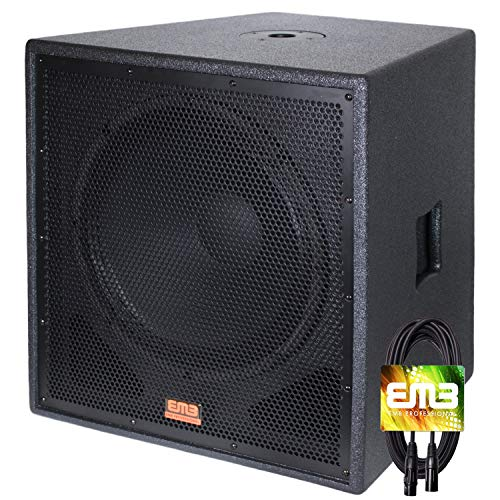 New EMB Professional EBP15Sub Bass Gig 15