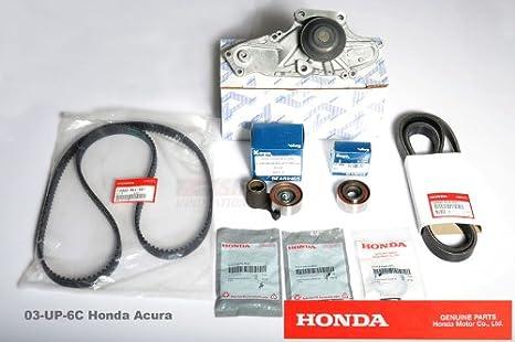 MTXtec fábrica Fit Honda Odyssey año 2006 3.5L V6 Enginess Kit de Correa de distribución