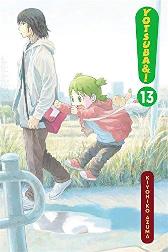Yotsuba&!, Vol. 13 by imusti