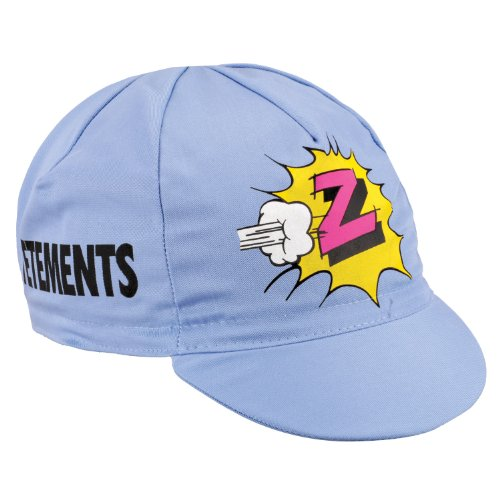 Euro Vintage Team Cycling Cap - Z VETEMENT