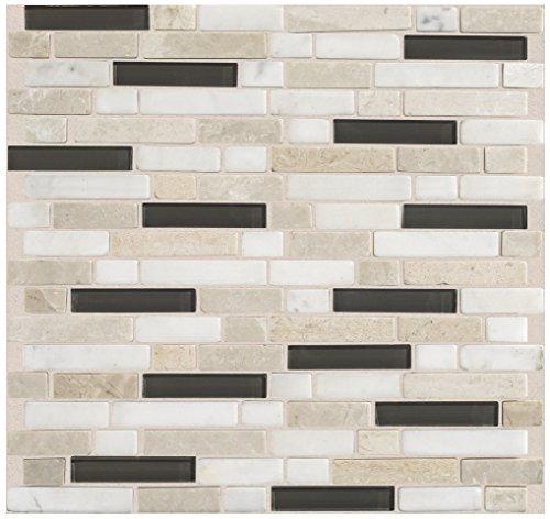 Price comparison product image Dal-Tile 58RANDMS1P -SA50 Stone Radiance Tile, Kinetic Khaki Blend