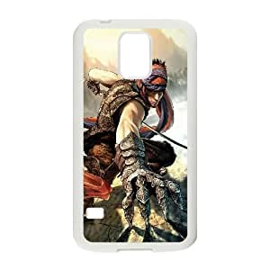 Prince Of Persia Game Samsung Galaxy S5 Cell Phone Case White Gift PX6REN-2640082