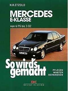 Mercedes E-Klasse W 210 6/95 bis 3/