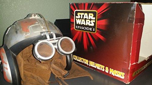 [Star Wars Anakin's Pod Helmet] (Don Post Helmet)